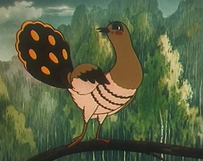 Скачать бесплатно мультфильм кукушка
