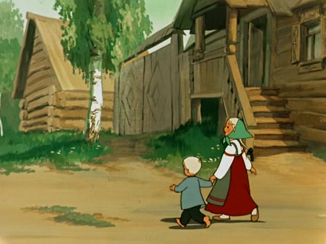 смотреть мультфильм гуси лебеди онлайн: