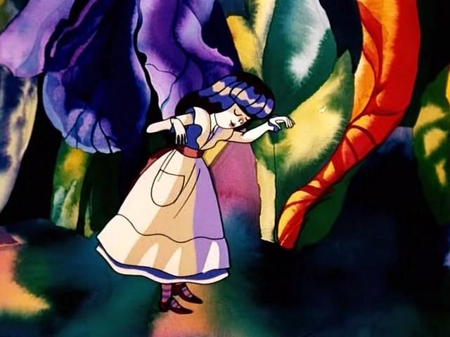 Алиса в Стране Чудес. 3. серия