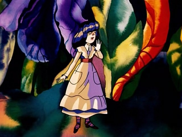 Алиса в Стране Чудес. 1. серия