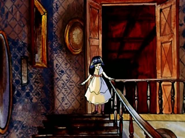 Алиса в Зазеркалье. 2. серия