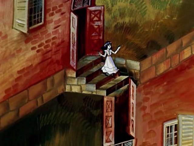 Алиса в Зазеркалье. 4. серия