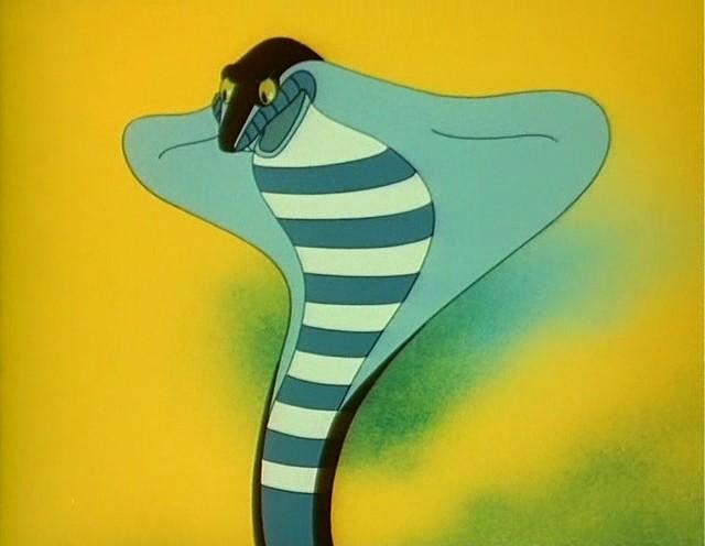 Мультфильм Рикки-Тикки-Тави (1965) смотреть онлайн