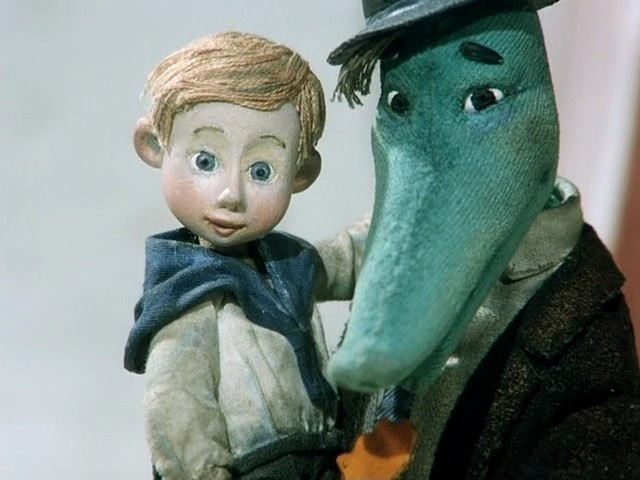Ваня и крокодил