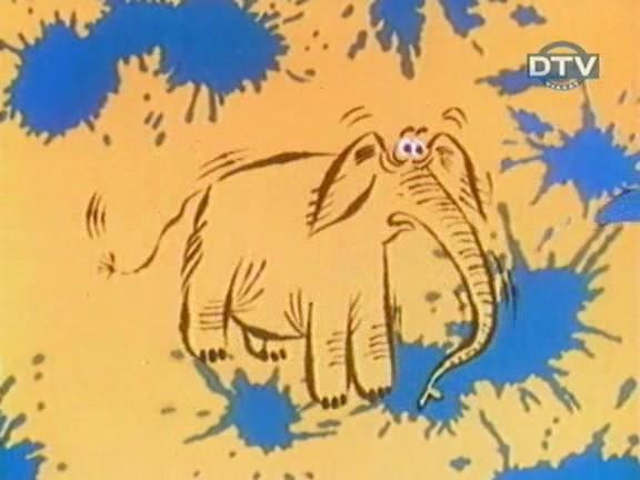 Великая битва слона с китом