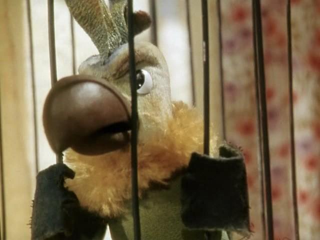 Боцман и попугай 3 выпуск