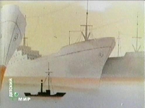 Гордый кораблик