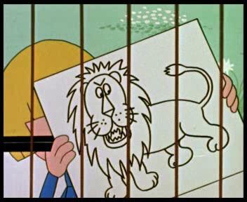 Волшебный карандаш. 3. Переполох в зоопарке